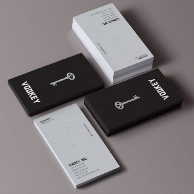 Vodkey-Business-Cards