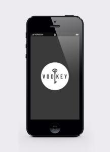 Vodkey App
