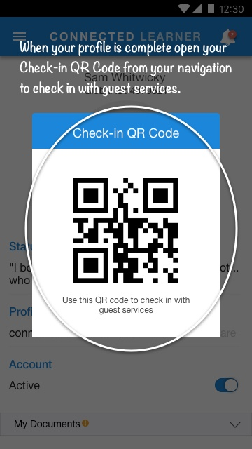 08-Check-in QR Code