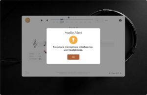 Practicing Musician - Audio Alert
